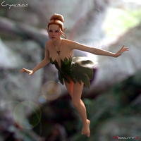 Lost Fairy by Cryavision