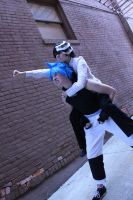 Soul Eater: Charge! by HoPeFrEnZy