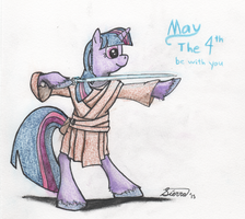 May the 4th: Twilight 2015 by Capt-SierraSparx