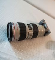 Sony Nex 5n with a Canon 70-200 f2.8L lens by hmcindie
