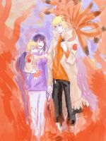 Family Uzumaki by Hopeless-night