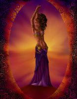 bellydancer by tenderDreams