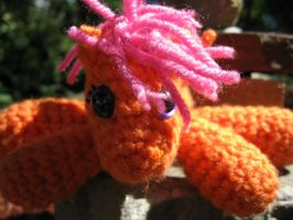 Mini Scootaloo Plushie Amigurumi 8 by RTakeshi
