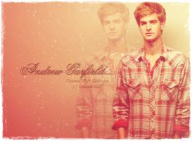 Andrew Garfield Wallpaper 1 by DrainedWithConfusion