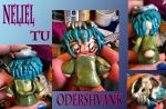 Neiliel ty Odershvank clay figurine by All-shall-fade