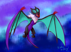 Day-3 Favorite Dragon Type by KinkoKitty