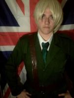 Arthur Kirkland (England) cosplay~! by LawlietLight7