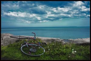 Bicycle by KrisMicheal