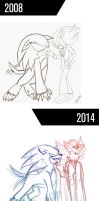 2008-2014 by Sadic-shadow