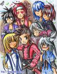 Tales of Symphonia by BettyKwong