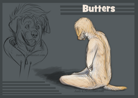 Butters by Justt-K