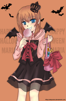 Happy Halloween Maria by XxKyoran