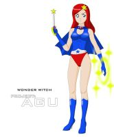 Wonder Witch - refined by Dangerman-1973