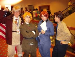 +APH+ Allies and 2 Brothers by Darling-Poe