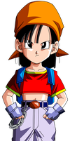 Dragon Ball GT =Pan 13= by Krizeii
