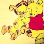 Winnie The Pooh And Tigger Too by littleredridinghood4