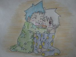 Baby BlackStar and Baby Soul by Hukkis