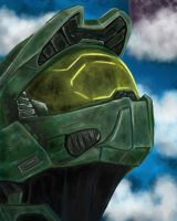 Masterchief halo by mark1up