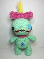Scrump by Heartstringcrochet