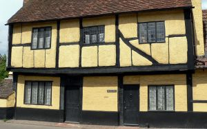 English Villages Albury 4 by RoyalScanners