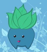 Oddish by XCheckeredxDemonX