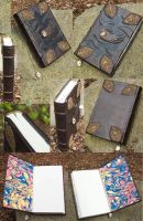 Dead Gypsy Journal by BCcreativity