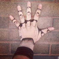 Cyborg Hand by defektedtoy