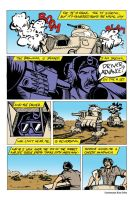 On Commanding an M3 in North Africa by EpicTones