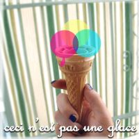 Magritte's Ice-Cream by fungopolly