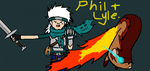 Phil and Lyle! by AskLyleAndPhil