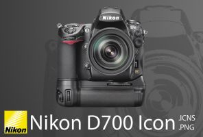 Nikon D700 Icon by photoartiste