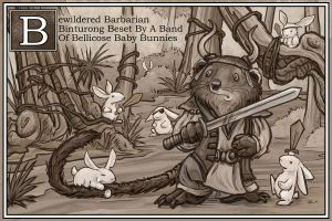 B is for . . . by ursulav