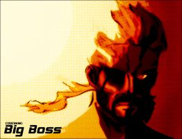 Big Boss by Kabazu