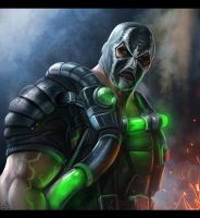Prepare For A World Of Bane by TheFearMaster