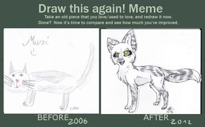 I think I improved xD by Xenophilith