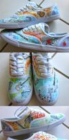 Music SHoes by feavre