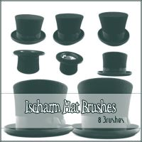 Ischarm Hat Brushes by ischarm-stock