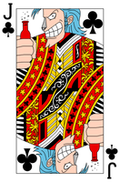 Franky - Jack of Clubs by aksarah