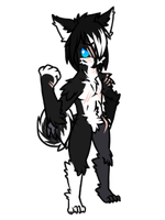 Mini Chibi: Xerqzes by LovelessKia