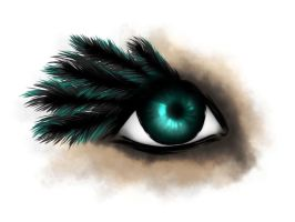 The Eye by OrchidGrpahics