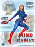 Mind Games poster by Doctor-Robo