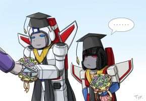 The graduation day by Tyr44