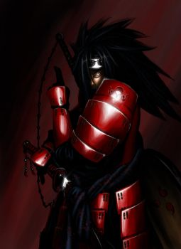 Madara by Tionniel