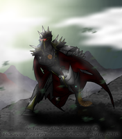 Dark Lord Gul Kahn 2 by MoonstalkerWerewolf