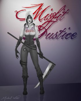 Misfit Justice by TheWhiteLight