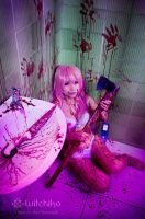 Yuno Gasai:::: by Witchiko