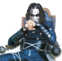 The Crow by JimmyChang83