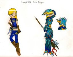FF:M- FG00 Character Design by fencergirl00