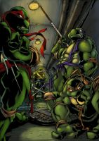 TMNT by Ronron84
