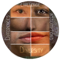 Diversity, pass it on... by 4EverIsntLongEnough